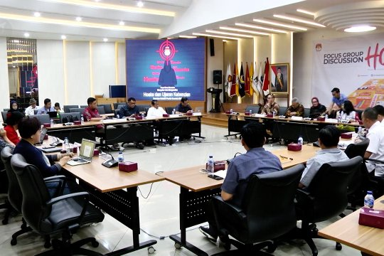 KPU: Saling serang antarpeserta pemilu meningkat