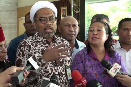 Mantan Wagub Papua Barat sampaikan pesan untuk Presiden