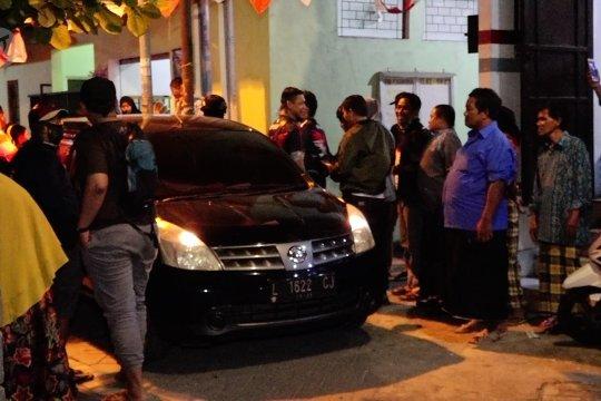 Polisi amankan keluarga pelaku penyerang Polsek Wonokromo