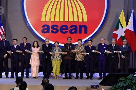 Resmikan Sekretariat ASEAN baru, Presiden serukan persatuan