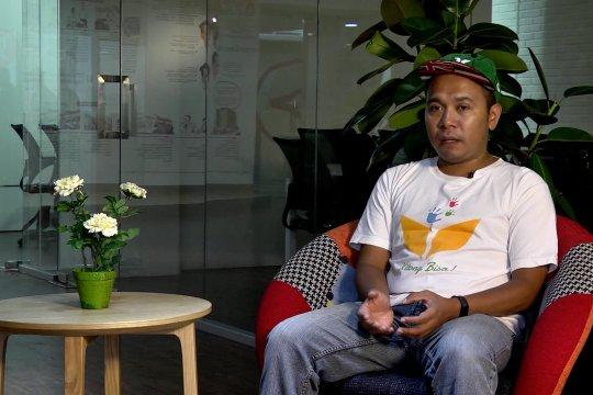 Sosok Billy Mambrasar, pemuda Papua pendiri Kitong Bisa