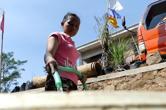 BPBD tambah bantuan air bersih di Temanggung