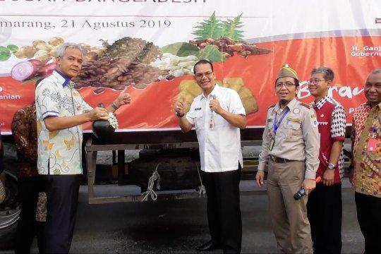 Jateng ekspor perdana 300 ton biskuit ke Bangladesh