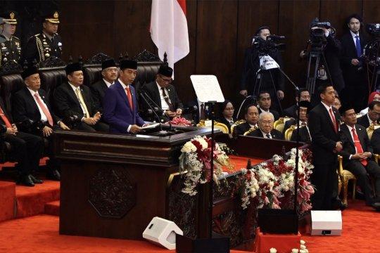 Jokowi apresiasi DPR setujui Dana Desa Rp70 triliun