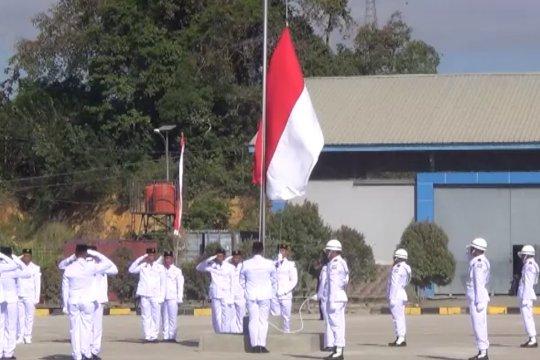 KSOP gelar upacara bersama masyarakat maritim