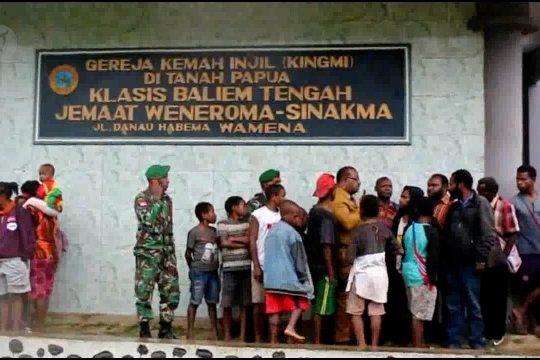 Tidak ada guru 3.397 siswa Nduga Papua belum bersekolah