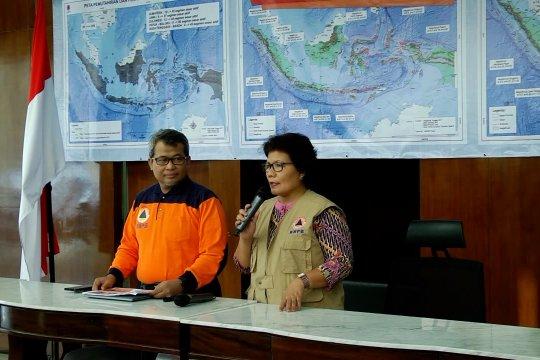 BNPB: Empat korban meninggal dunia akibat Gempa Banten