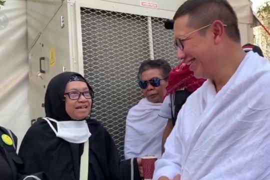 Bakti Amirul Hajj bagi jamaah Indonesia