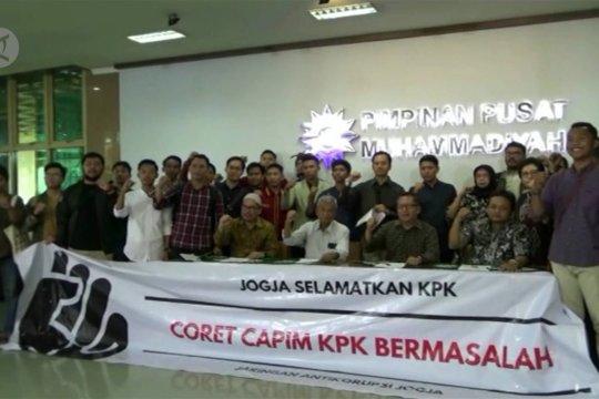 Mantan Ketua KPK minta Presiden tolak hasil pilihan Pansel Capim KPK