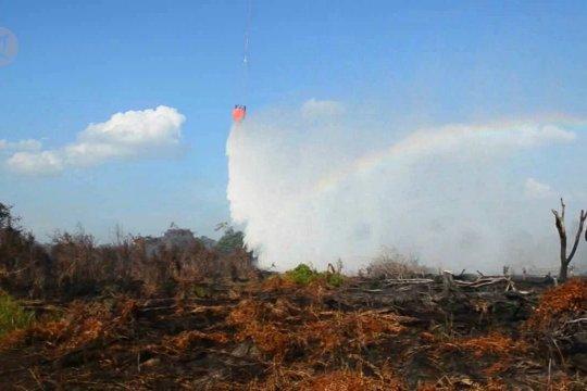 Panglima TNI akan intensifkan waterbombing di Riau