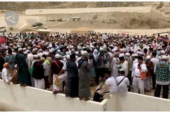 Mbah Moen dimakamkan di Ma'la Mekkah