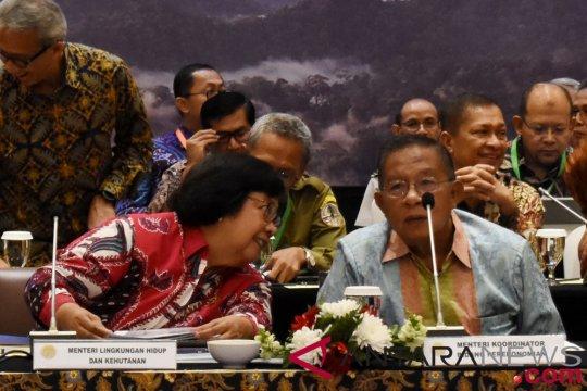 Menko Darmin serahkan 330.357 hektare objek TORA hasil PPTKH