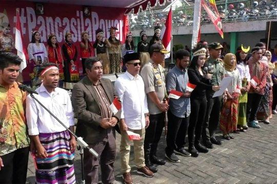 IKIP Budi Utomo Malang deklarasi Pancasila Power