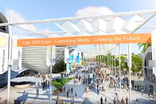 Indonesia bidik pariwisata dan investasi di Dubai Expo 2020