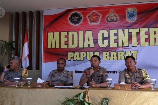 Polda Papua Barat tetapkan 3 orang tersangka kerusuhan Manokwari
