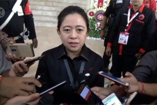 Puan Maharani pede dicalonkan jadi Ketua DPR RI
