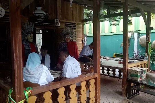 Rumah budaya, wadah pelestarian budaya Kota Tangerang