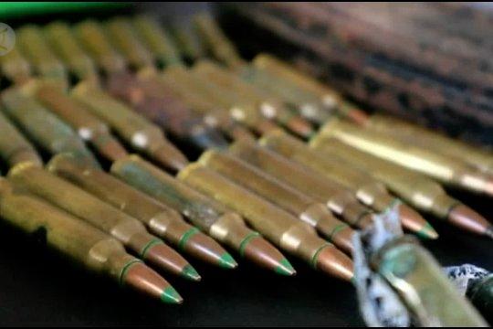 Tiga oknum anggota TNI penjual amunisi ke KKSB diamankan