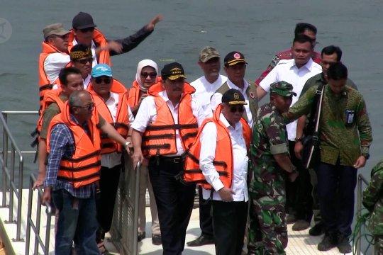 Menko Maritim: perjalanan Citarum Harum masih panjang