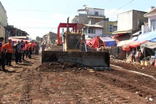 1.674 rumah siap dibongkar dalam reaktivasi jalur KA Banjar-Pangandaran
