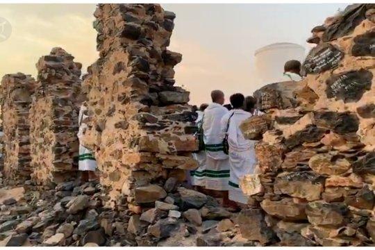 Melongok Situs Hudaibiyah yang bersejarah
