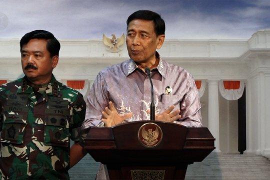 Menko Polhukam sebut kerusuhan di Papua karena ditunggangi provokator