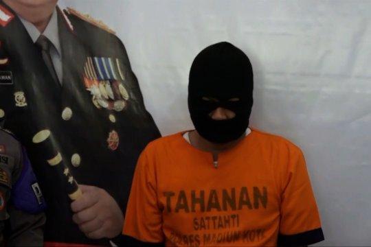 Polres Madiun Kota tangkap kades penyabu