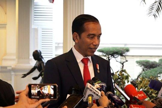 Presiden maklumi Papua marah tapi memaafkan lebih baik