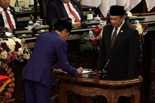 Program kartu-kartu Jokowi masuk RUU APBN 2020