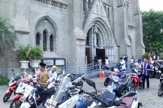Gereja Katedral undur misa, demi hormati Shalat Idul Adha