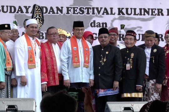 Anies ibaratkan persatuan Indonesia seperti air