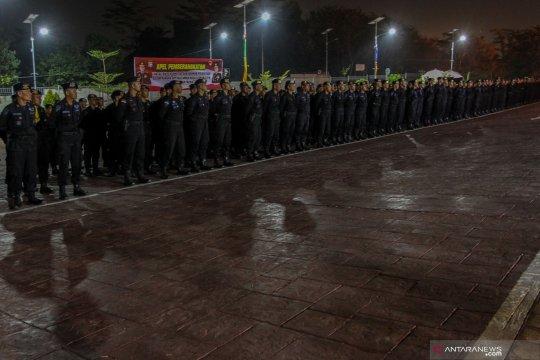Brimob Polda Riau BKO ke Papua