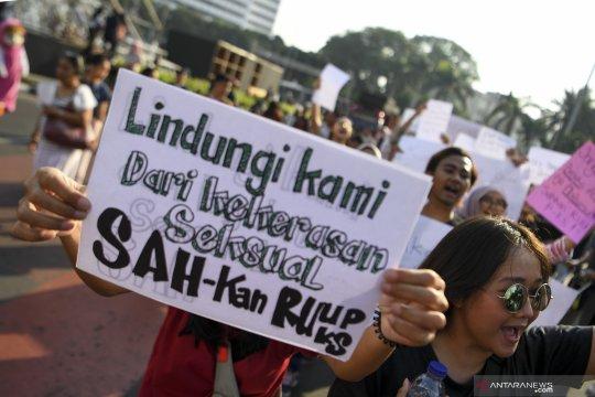 Desak pengesahan RUU Penghapusan Kekerasan Seksual