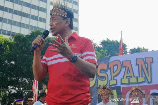 Papua Terkini- Wiranto: Pemblokiran internet di Papua akan dibuka