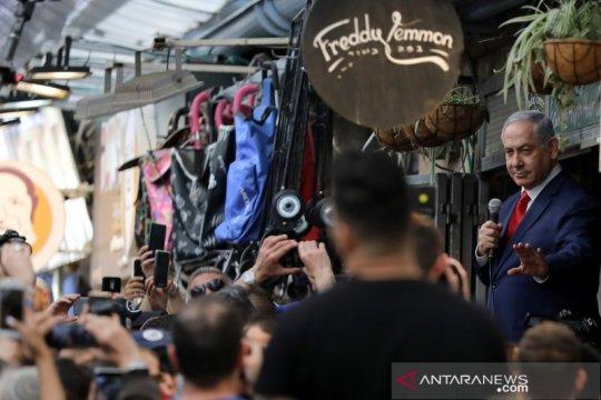 Sidang korupsi PM Israel Netanyahu berlanjut di tengah aksi unjuk rasa