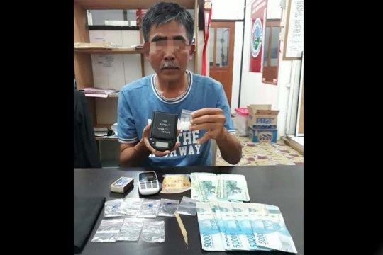 Residivis narkoba ditangkap polisi lagi di Barito Utara Kalteng