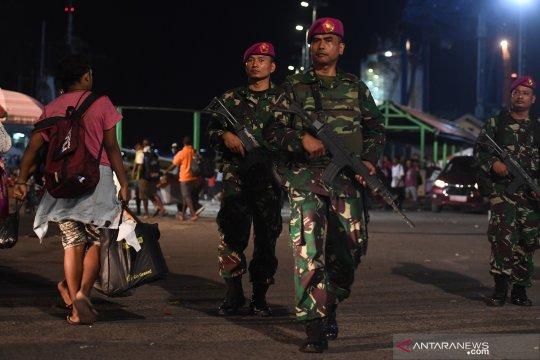 Pengamanan Pelabuhan Jayapura