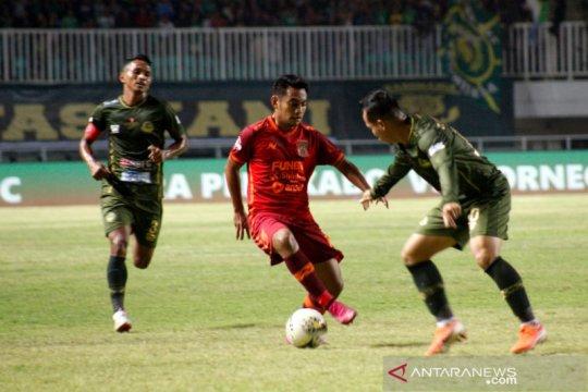 Tira Persikabo-Borneo FC imbang 2-2