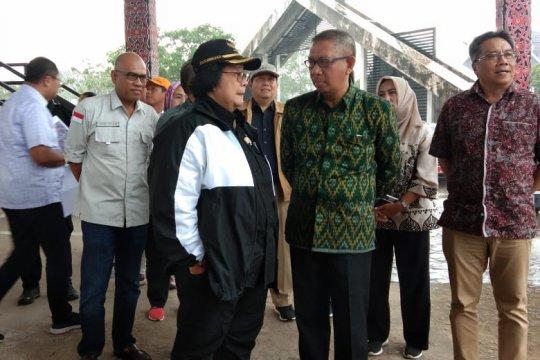 Menteri LH tak akan berikan toleransi untuk perusahaan pembakar lahan