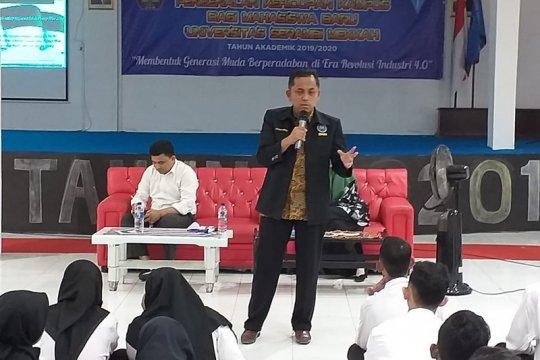 BNN Banda Aceh dorong USM jadi model kampus bersinar