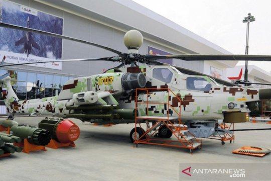 Asia Tenggara dan Timur Tengah lirik Mi-28NE Night Hunter