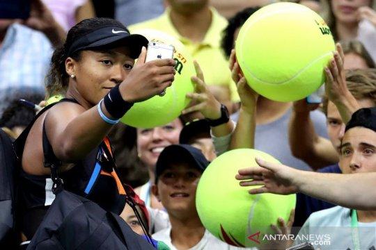 Naomi Osaka raih kemenangan pertama di kota kelahirannya