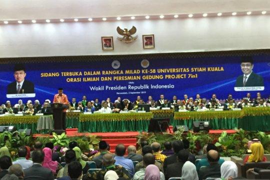 Gubernur: Milad dan Hardikda momentum tingkatkan pendidikan Aceh