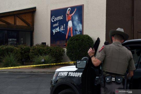 Penembakan di Texas tewaskan dua polisi