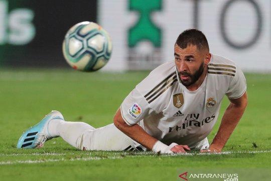 Liga Spanyol : Real Madrid imbang di kandang Villareal