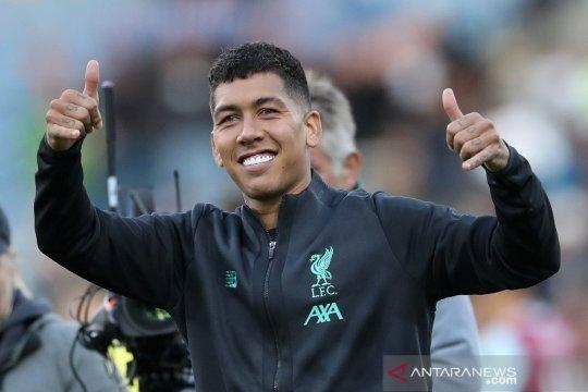 Hasil Liga Inggris, Liverpool duduki puncak jelang jeda internasional