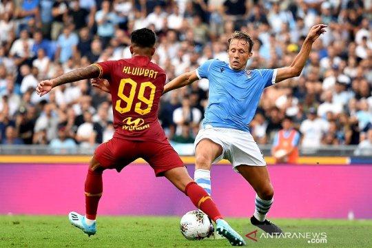 Derby della Capitale berakhir imbang 1-1