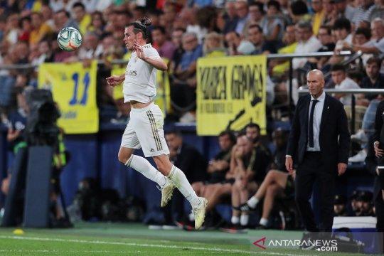 Bale selamatkan wajah Zidane bantu Madrid imbangi Villarreal 2-2
