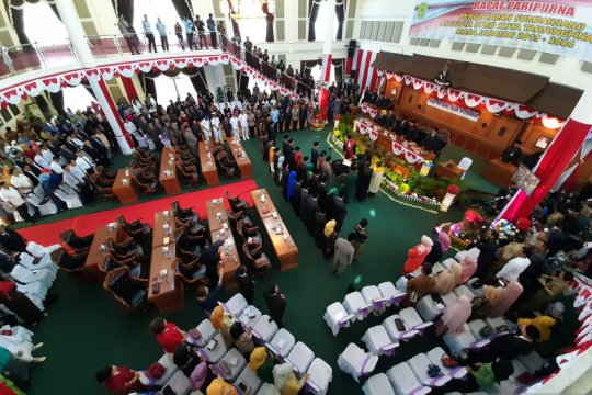 Anggota DPRD Tanjungpinang yang baru diminta kurangi studi banding