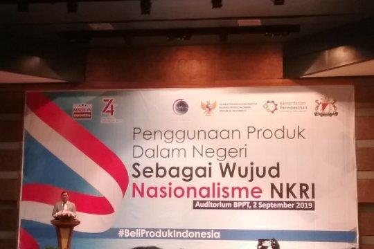 Luhut paparkan kebijakan tingkatkan penggunaan produk dalam negeri